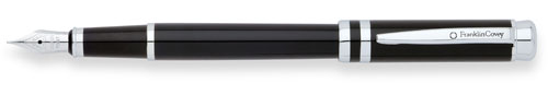 Franklin Covey Freemont Black Fountain Pen