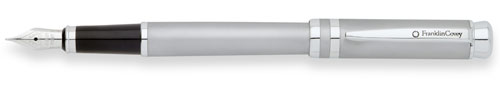 Franklin Covey Freemont Satin Chrome Fountain Pen