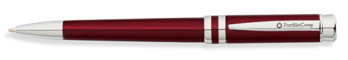 Franklin Covey Freemont Red Ballpoint Pen