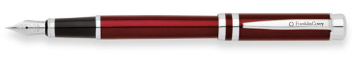 Franklin Covey Freemont Red Fountain Pen