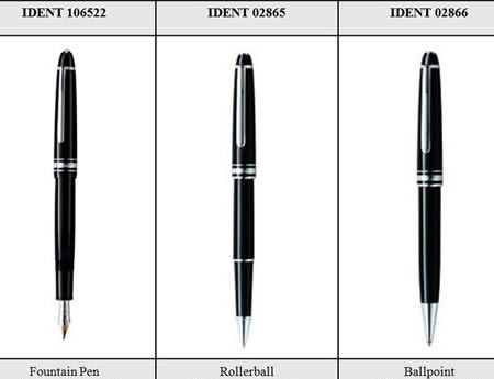 Montblanc Meisterstuck Pens South Africa
