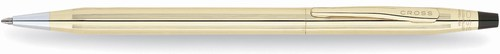 Cross Century Classic Rolled Gold Ballpoint Pen