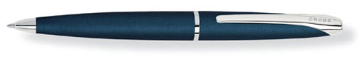 Cross ATX Juniper Blue Ballpoint Pen