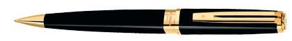 Waterman Exception Lacque Black