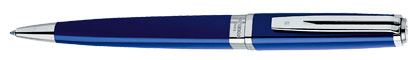 Waterman Blue Ballpoint Pen