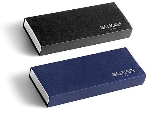 Balmain Corporate Gift Pen Box