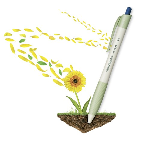 Papermate biodegradable pens