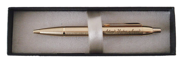 Parker IM Gold Pen Engraved