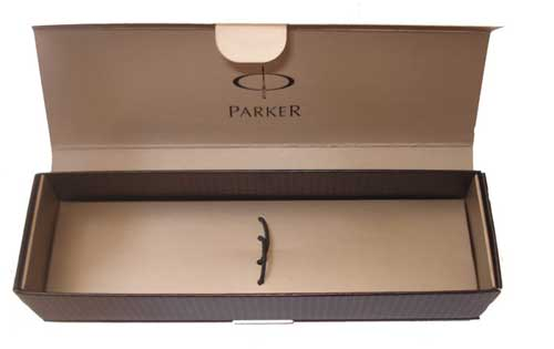 Parker pens packaging